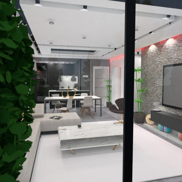 photos appartement terrasse salon cuisine salle à manger idées