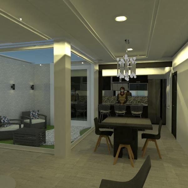 fotos apartamento decoración bricolaje iluminación comedor ideas