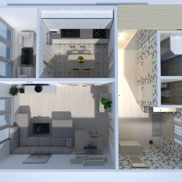 идеи квартира дом терраса освещение идеи