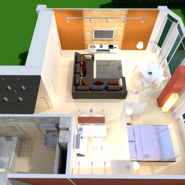 photos appartement meubles salon cuisine idées