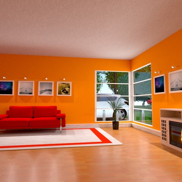 foto decorazioni angolo fai-da-te saggiorno idee