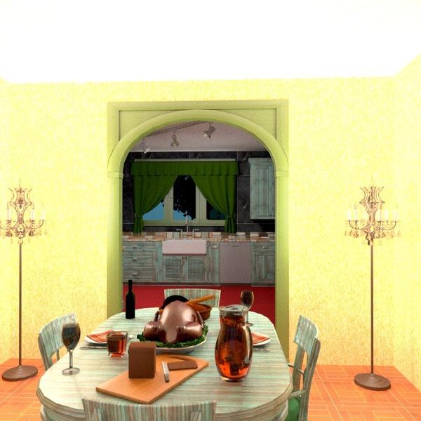 fotos dekor küche esszimmer ideen