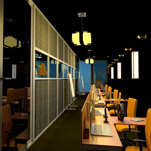fotos dekor büro beleuchtung ideen