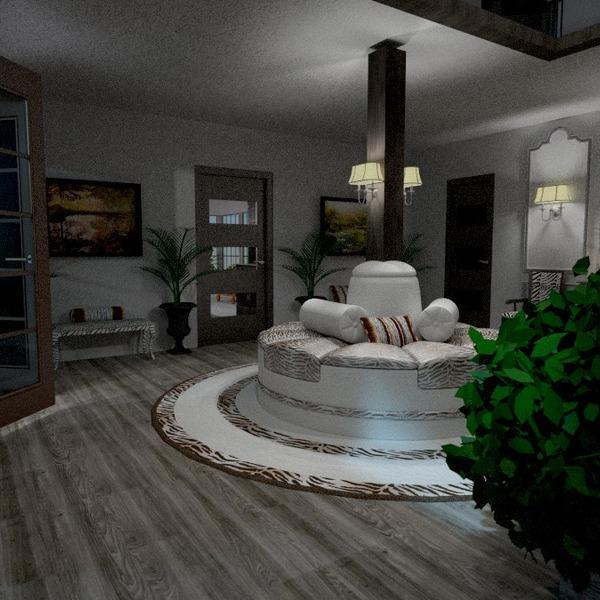 fotos muebles iluminación descansillo ideas
