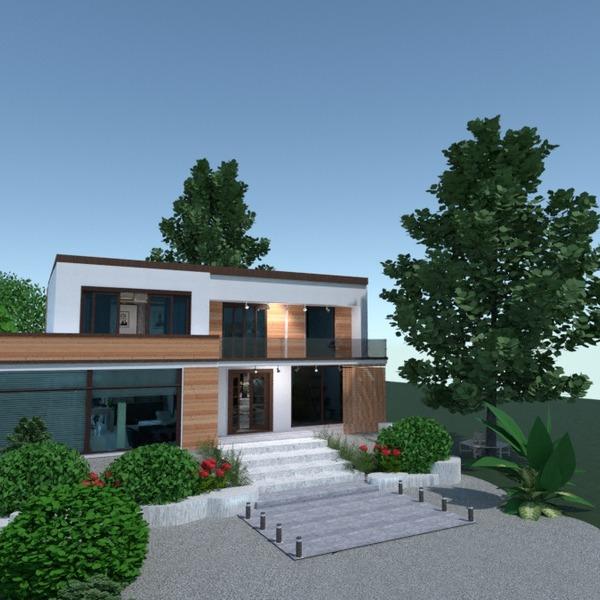 foto casa esterno rinnovo paesaggio idee