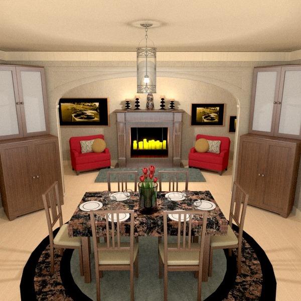 fotos apartamento casa muebles decoración comedor ideas