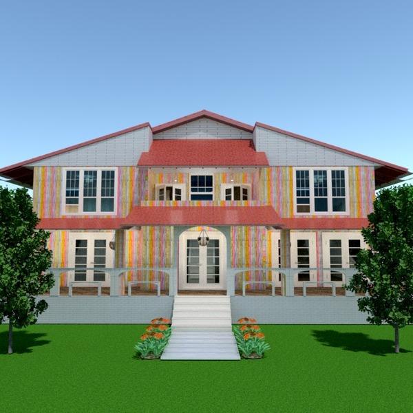 fotos casa terraza bricolaje exterior paisaje arquitectura ideas