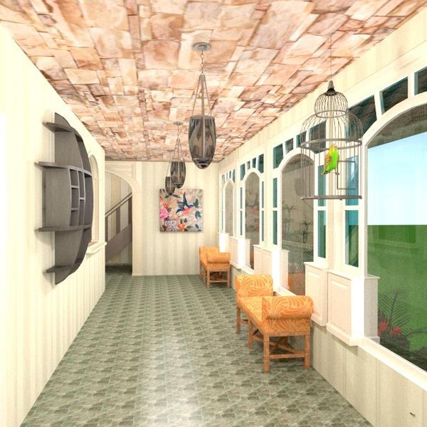fotos apartamento varanda inferior mobílias arquitetura patamar ideias