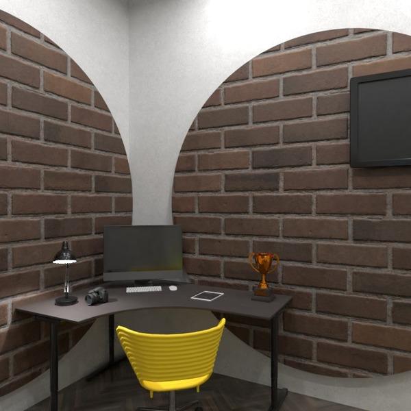 foto arredamento studio illuminazione architettura idee