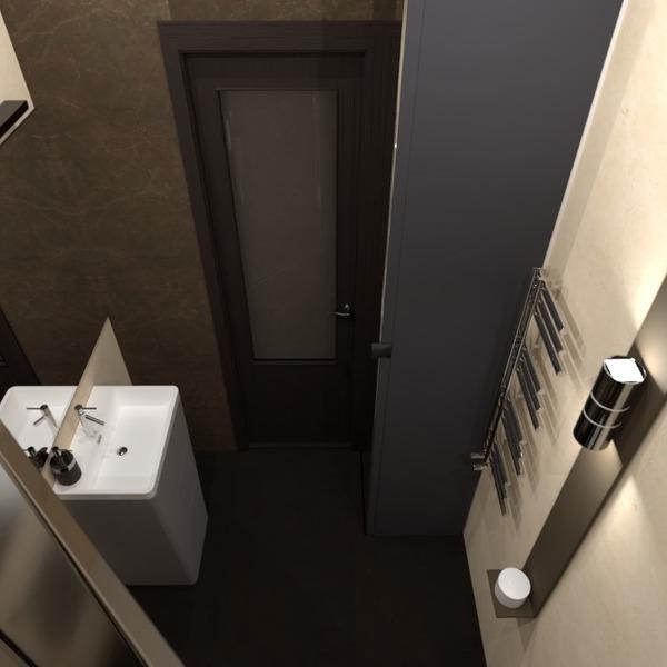foto appartamento casa bagno illuminazione monolocale idee