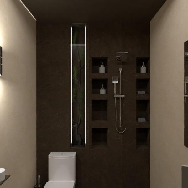 foto appartamento casa bagno illuminazione rinnovo idee