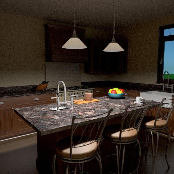 photos cuisine rénovation maison salle à manger idées