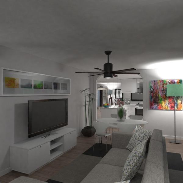 nuotraukos namas svetainė virtuvė valgomasis studija idėjos