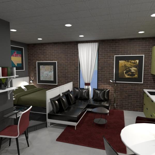 photos appartement salon cuisine bureau salle à manger idées