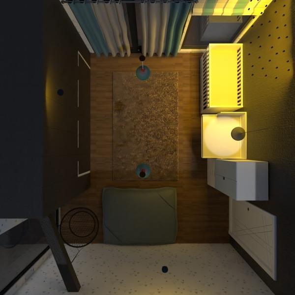 zdjęcia dom pokój diecięcy oświetlenie architektura pomysły