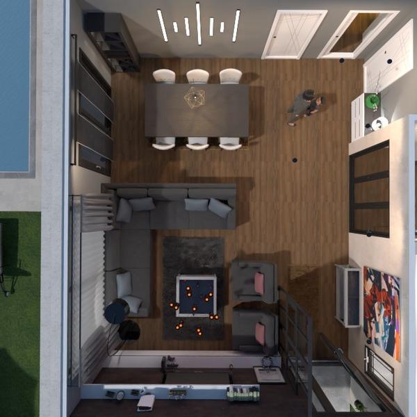 fotos casa terraza salón comedor ideas