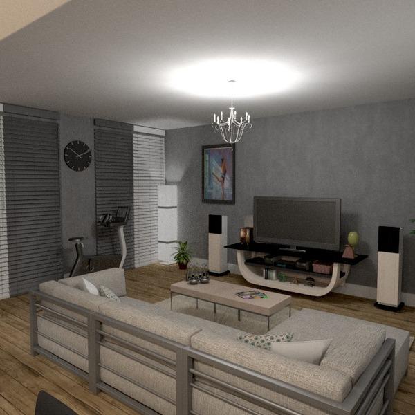 fotos muebles iluminación paisaje ideas
