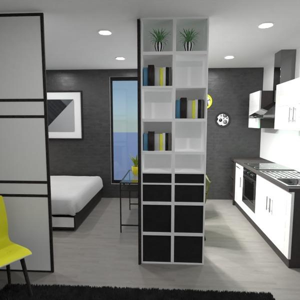 fotos apartamento muebles dormitorio salón cocina ideas