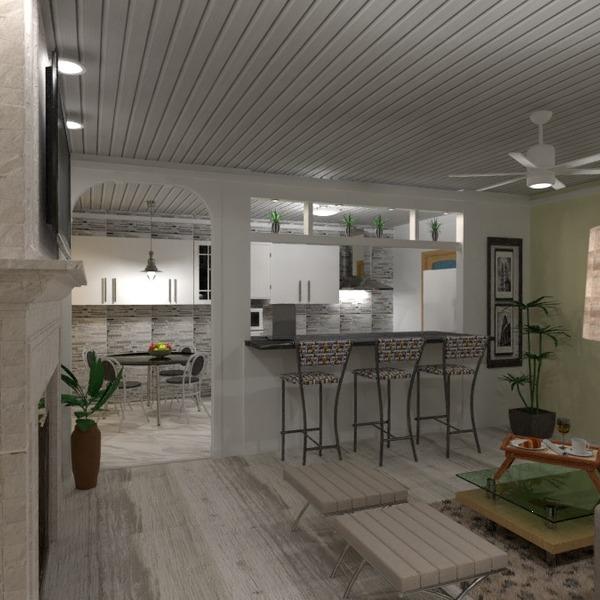 foto casa saggiorno cucina illuminazione sala pranzo architettura idee