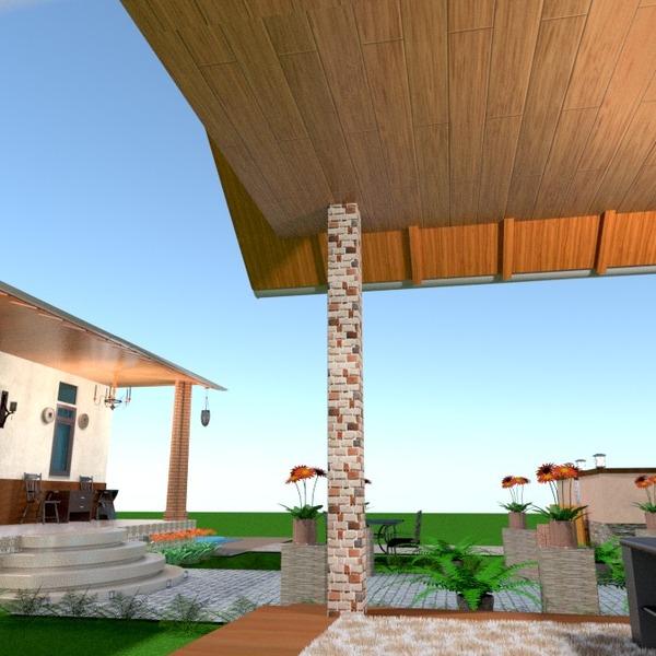 идеи терраса мебель улица ландшафтный дизайн идеи