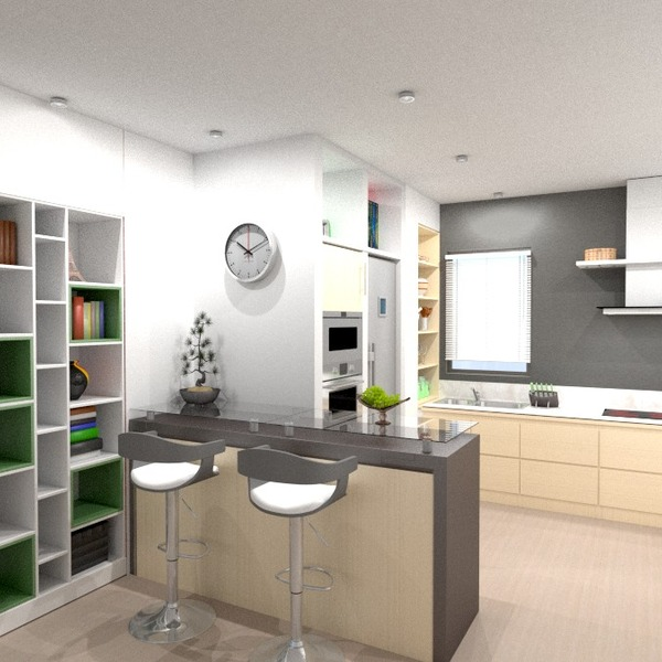 fotos apartamento decoração cozinha iluminação utensílios domésticos cafeterias arquitetura despensa ideias