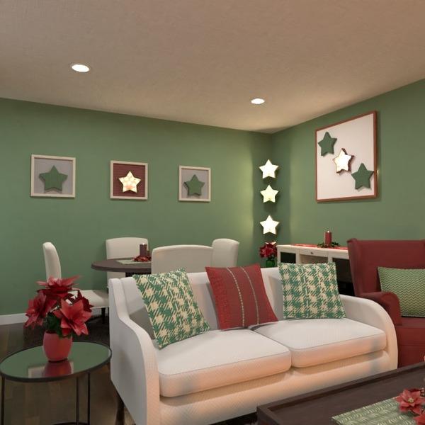 photos décoration salon salle à manger idées