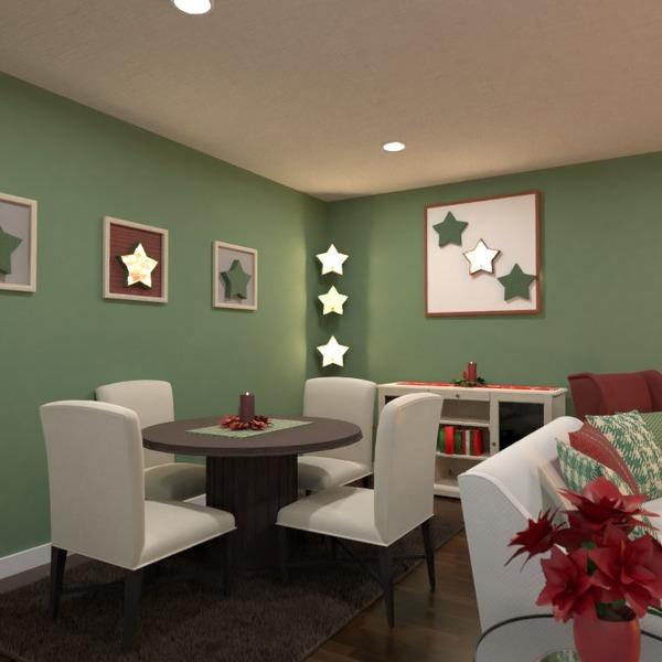 photos décoration salle à manger idées