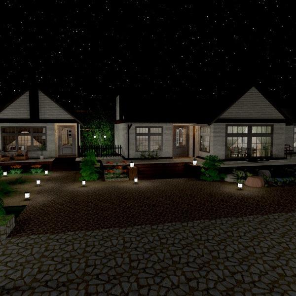 fotos casa terraza bricolaje iluminación reforma paisaje ideas