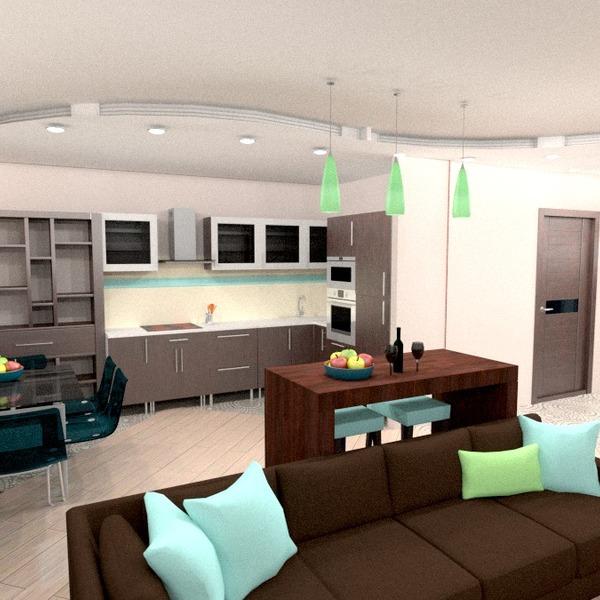 foto appartamento arredamento cucina sala pranzo idee