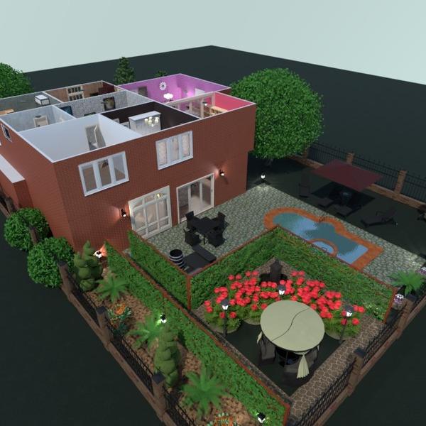 photos maison terrasse meubles décoration idées