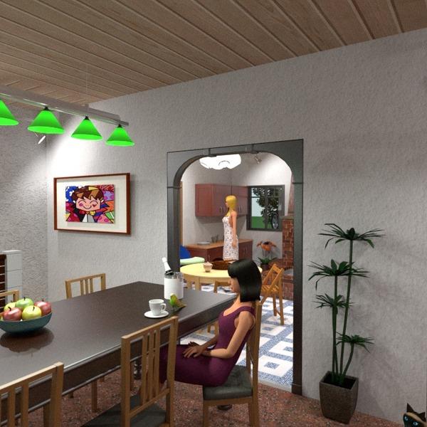 zdjęcia dom kuchnia jadalnia architektura pomysły