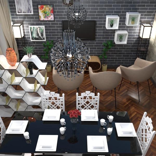 photos maison décoration eclairage salle à manger architecture idées
