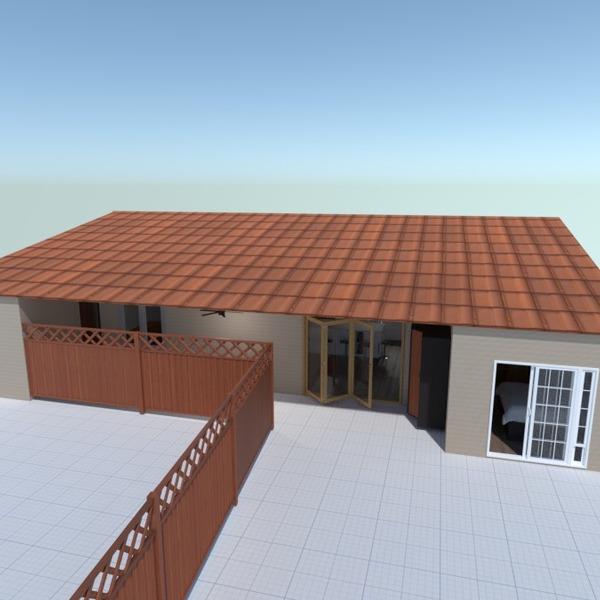 nuotraukos terasa eksterjeras valgomasis idėjos
