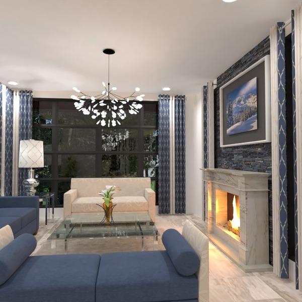 foto casa saggiorno illuminazione architettura idee