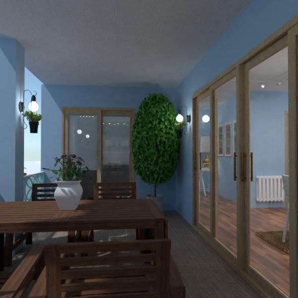 foto appartamento veranda idee