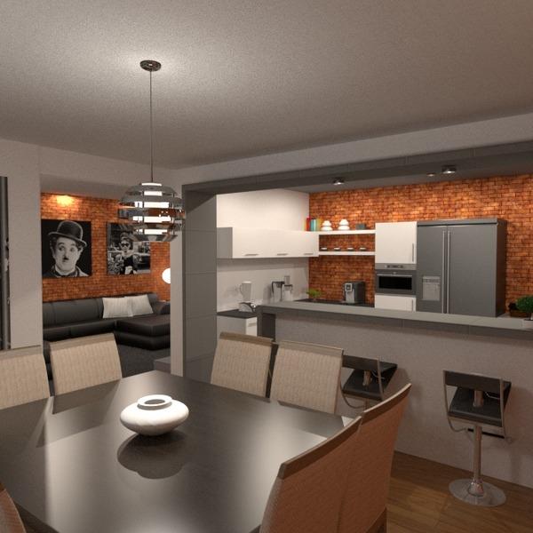 foto arredamento decorazioni angolo fai-da-te cucina illuminazione famiglia sala pranzo idee