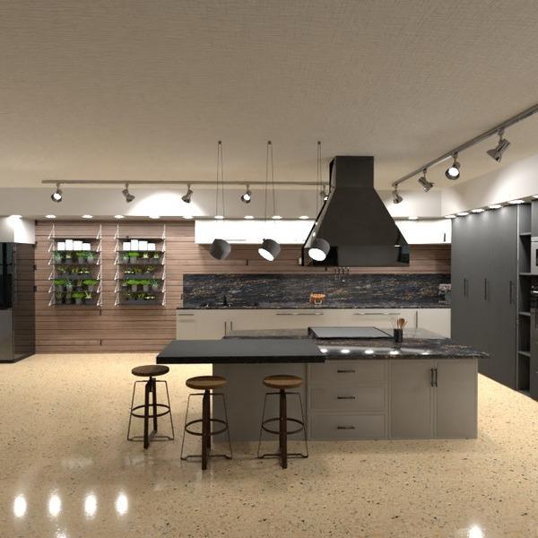 nuotraukos butas baldai virtuvė apšvietimas аrchitektūra idėjos