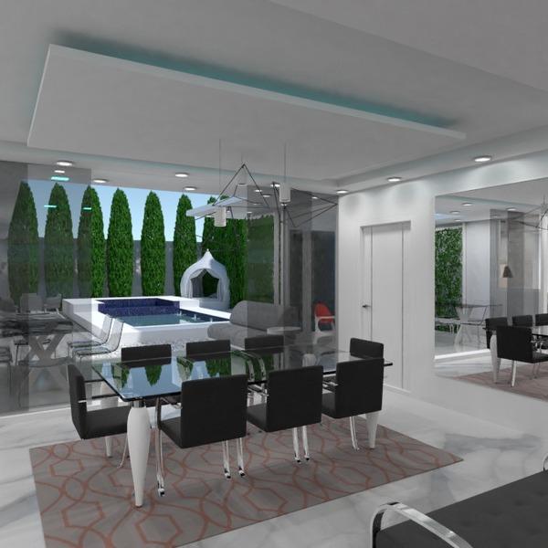 foto casa saggiorno cucina illuminazione sala pranzo idee