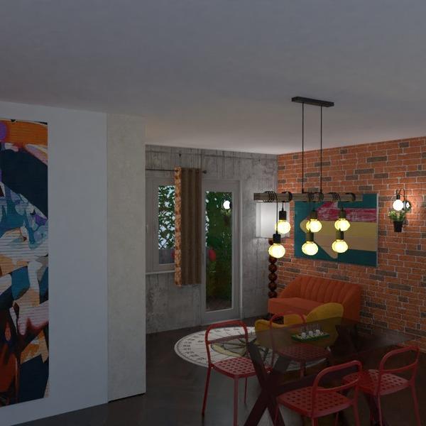 zdjęcia mieszkanie wystrój wnętrz pokój dzienny mieszkanie typu studio pomysły