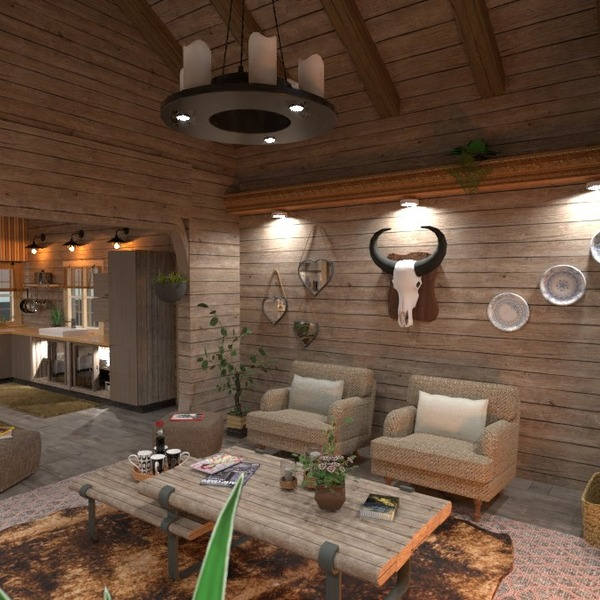 fotos casa muebles salón cocina ideas