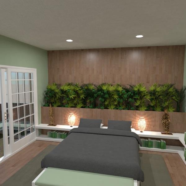 foto veranda camera da letto idee