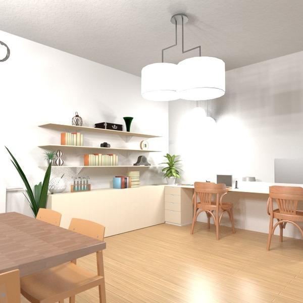 foto decorazioni saggiorno studio sala pranzo idee