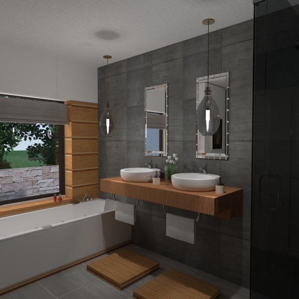 photos décoration salle de bains eclairage architecture idées