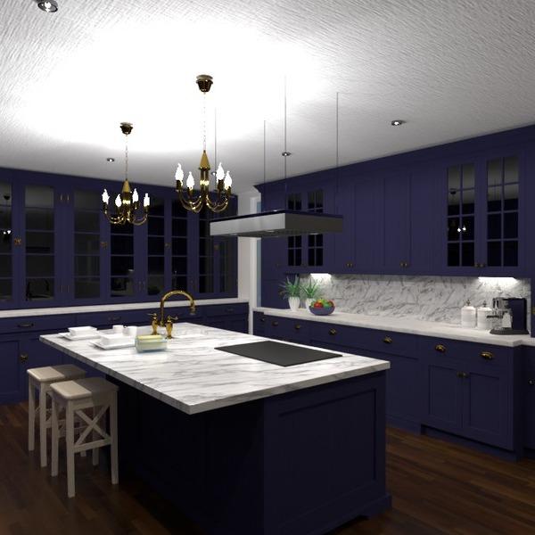fotos casa cozinha sala de jantar arquitetura despensa ideias