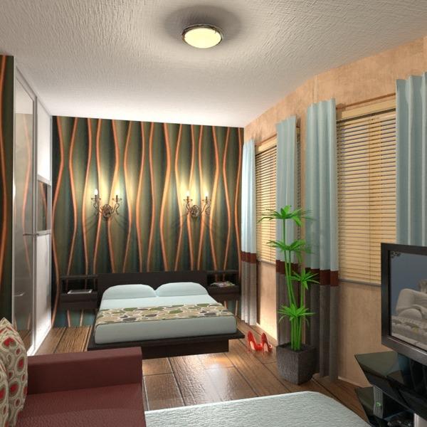 fotos apartamento mobílias dormitório estúdio ideias