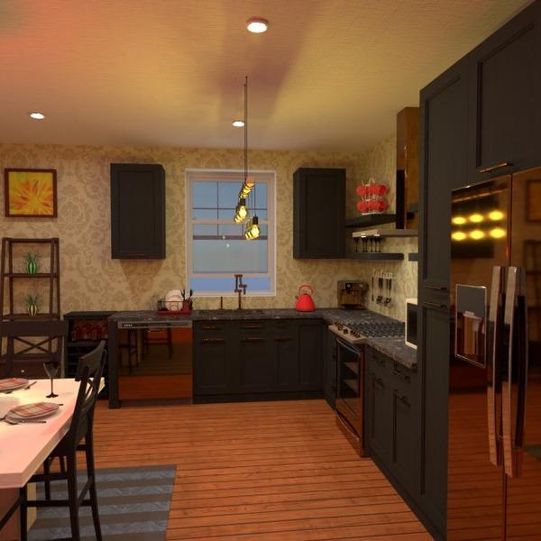 fotos dekor küche beleuchtung ideen