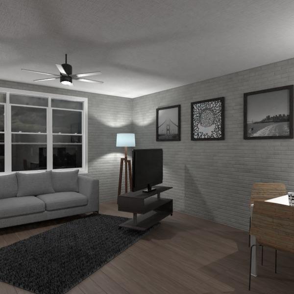 foto appartamento arredamento decorazioni illuminazione monolocale idee