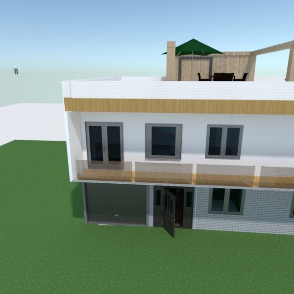 zdjęcia mieszkanie dom taras garaż pomysły
