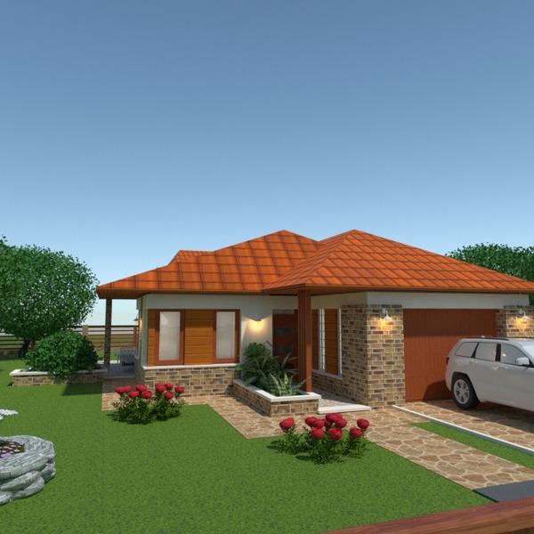 nuotraukos namas terasa baldai dekoras pasidaryk pats garažas eksterjeras apšvietimas kraštovaizdis аrchitektūra idėjos