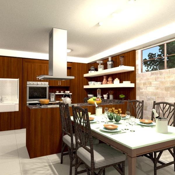 photos maison diy cuisine eclairage maison café salle à manger idées